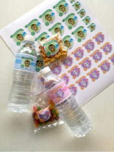 solviejet print bottle label sticker